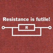 Resistance is futile! T-Shirts