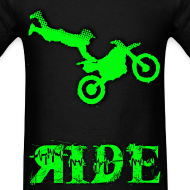 Design ~ RIDE T-Shirt