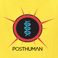 Design ~ Posthuman: Kids Tee