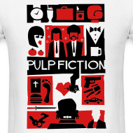 Design ~ Pulp Fiction (Saul Bass Style)