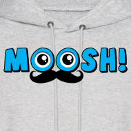 Design ~ MOOSH MEN's HOODIE