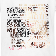 Design ~ Tiffany Typography