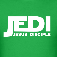 Design ~ JeDi = Jesus Disciple