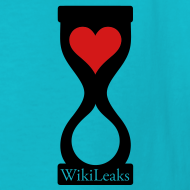 Design ~ WikiLeaks Heart Hourglass Kids