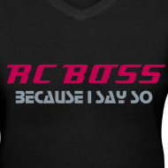 Design ~ FEMALE - RC Boss