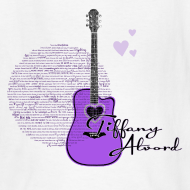 Design ~ Purple Guitar