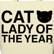 Design ~ Cat Lady of the Year