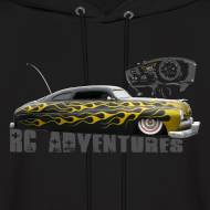 Design ~ RC Adventures - Low Rider Hoodie