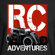 Design ~ RC Adventures - The Dark Dragster Long Sleeve