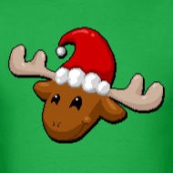 Design ~ Men's Merry Christmoose