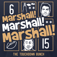 Design ~ MARSHALL MARSHALL MARSHALL (The TD Bunch)