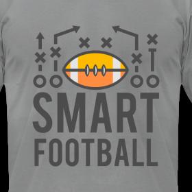 Design ~ Smart Football American Apparel T-Shirt
