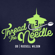 Design ~ Thread the Needle (Russell Wilson #3)