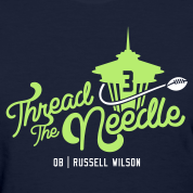 Thread the Needle (Russell Wilson #3)
