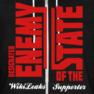 Design ~ Enemy of the State Hoodie