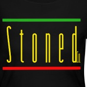 Stoned Rasta Long Sleeve Shirts