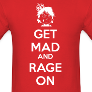 Design ~ Get Mad and RAGE ON!