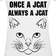 Design ~ Once a Jcat, Always a Jcat V-Neck