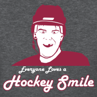 Design ~ Everyone Loves A Hockey Smile - Ladies