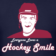 Design ~ Everyone Loves A Hockey Smile - Mens