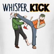 Design ~ Whisper Kick!