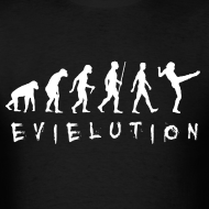 Design ~ Evielution Men's T-Shirt