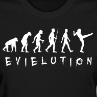 Design ~ Evielution Women's T-Shirt