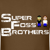 Design ~ QR Code T-shirt Mens