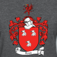 Design ~ Women's Ryan Family Crest