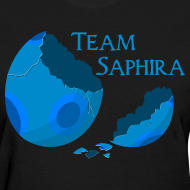 Design ~ Team Saphira! Women's T-Shirt