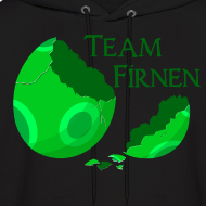 Design ~ Team Firnen! Unisex Hoodie (Hooded Sweatshirt)