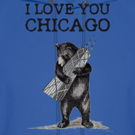 Design ~ I Love You Chicago