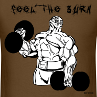 Design ~ Feel The Burn
