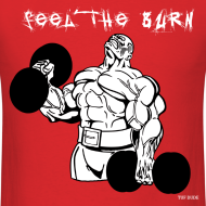 Design ~ Feel The Burn 001