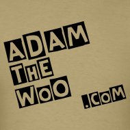 Design ~ AdamTheWoo.com Dark Print