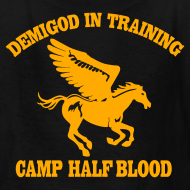 Design ~ Pegasus Camp Half-Blood