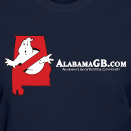 Design ~ Alabama GB Logo Women's Shirt