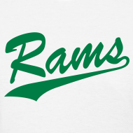 Design ~ Rams - Ladiess