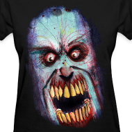 Design ~ womens - zombie scream
