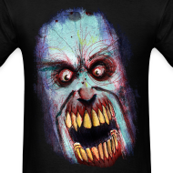 Design ~ mens - zombie scream