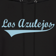 Design ~ Men's Hooded Azulejos Sweatshirt - Various Colours