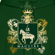 Design ~ Maguire Family Crest Sweater