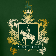 Design ~ Maguire Family Shield