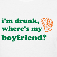 Design ~ I'm Drunk T-Shirt