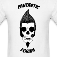 Fantastic Forum - Skull Shirt