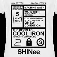 Design ~ [SHINee] Jongkey Washtag