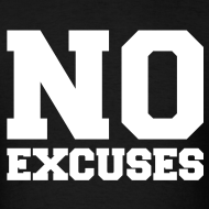 Design ~ No excuses
