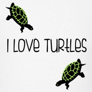 Design ~ I Love Turtles