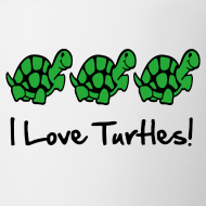 Design ~ 3 Turtles Mug