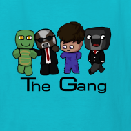 Design ~ Kids T-Shirt: The Gang